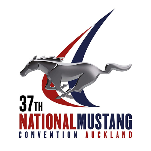 37th National Mustang Convention Auckland