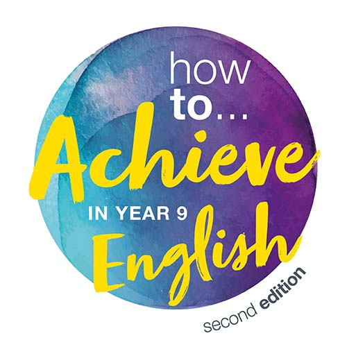 Achieve in Year 9 English