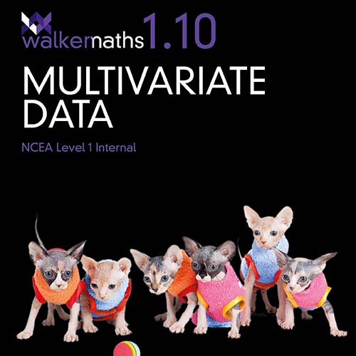 Walker Maths 1.10 Multivariate Data