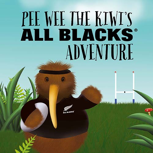 Pee Wee the Kiwi's All Blacks Adventure