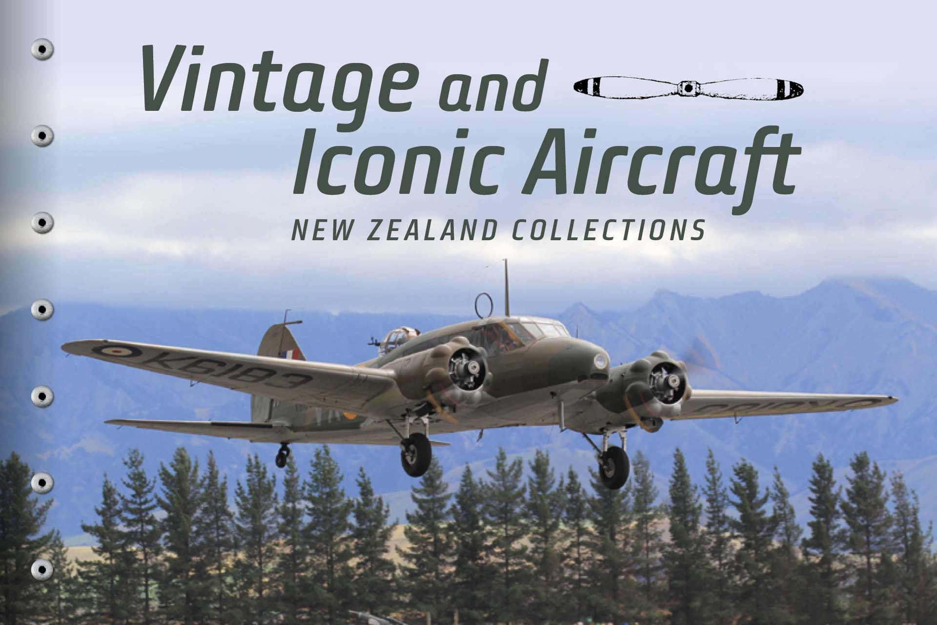 Vintage and Iconic Aircraft