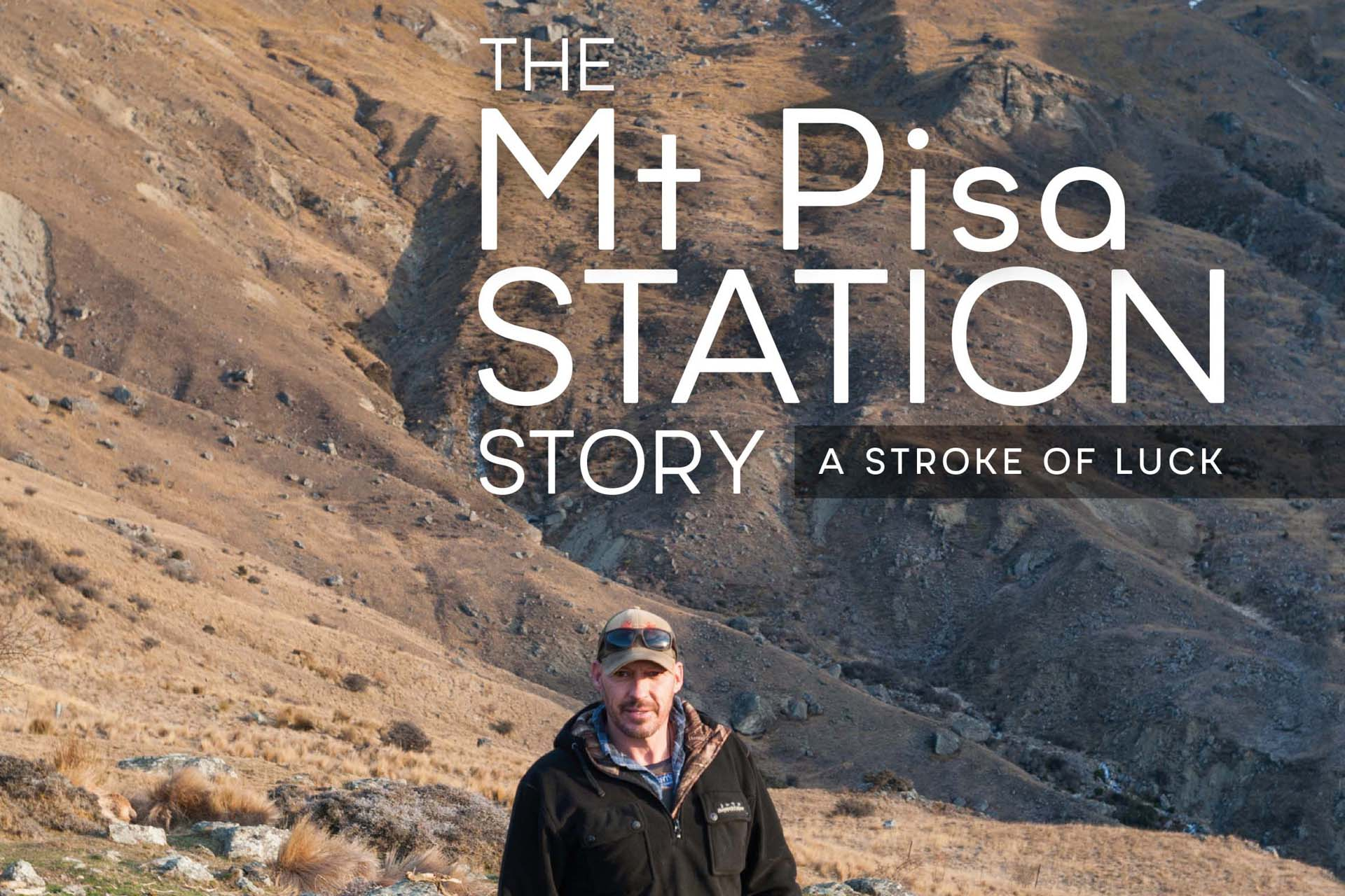 The Mt Pisa Station Story